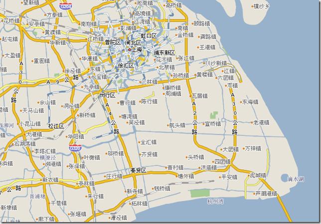 舊 版 google 地圖